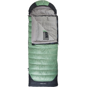 Nordisk Selma -8° Sleeping Bag L, mineral green/black